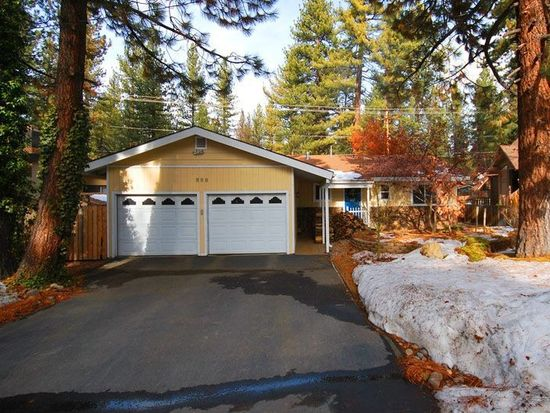 900 Edgewood Cir, South Lake Tahoe, CA 96150