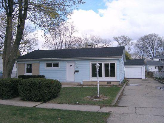 447 N Bierman Ave, Villa Park, IL 60181