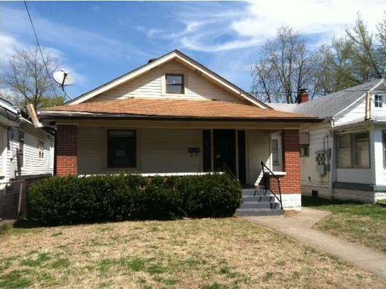 825 Beecher St, Louisville, KY 40215