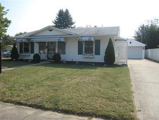 115 Ridgebury Dr, Xenia, OH 45385