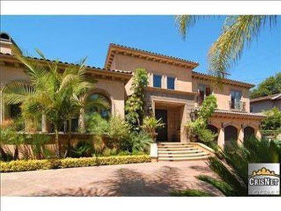 16645 Huerta Rd, Encino, CA 91436