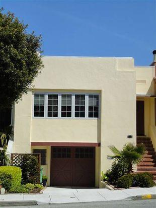 463 Teresita Blvd, San Francisco, CA 94127