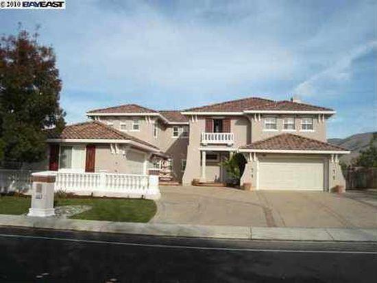 2850 Belmont Ter, Fremont, CA 94539