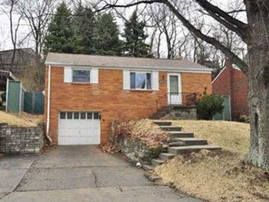 2363 High Oak Dr, Pittsburgh, PA 15220