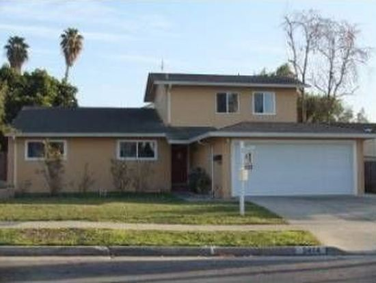 3414 Pine Creek Dr, San Jose, CA 95132