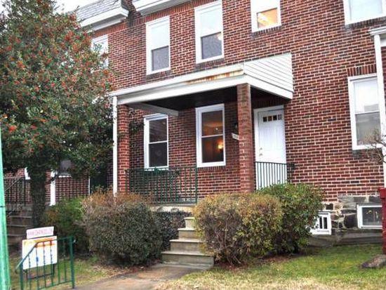 3637 Elmley Ave, Baltimore, MD 21213