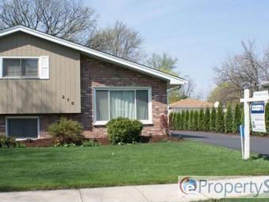 278 N Ridgeland Ave, Elmhurst, IL 60126