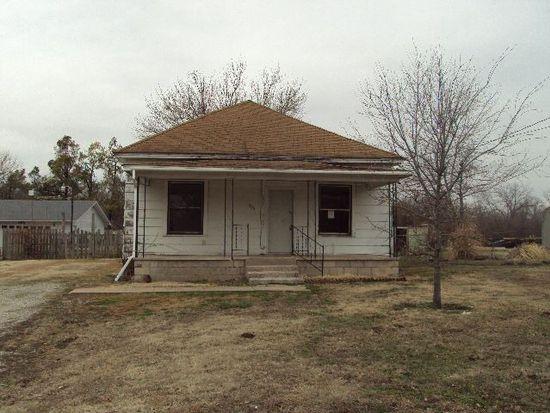 603 N Muskogee Ave, Claremore, OK 74017