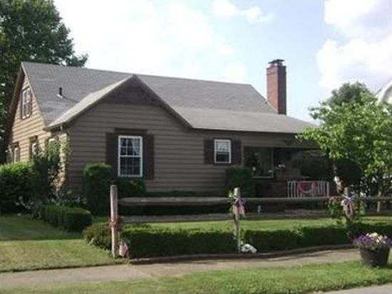 913 Ryan Ave, New Castle, PA 16101