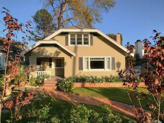 664 S Oak Knoll Ave, Pasadena, CA 91106