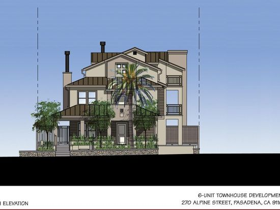270 Alpine St, Pasadena, CA 91106