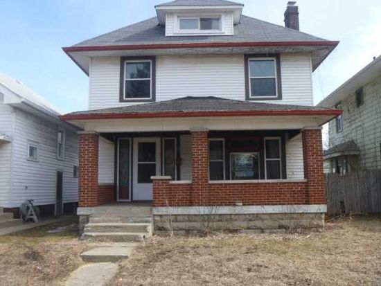 65 N Tremont St, Indianapolis, IN 46222