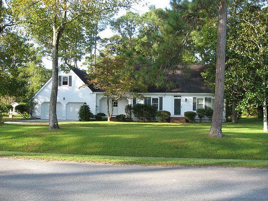 138 N Shore Dr, Beaufort, NC 28516