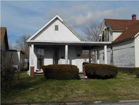 707 W 3rd St, Mount Vernon, IN 47620