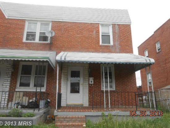 1917 Harman Ave, Baltimore, MD 21230