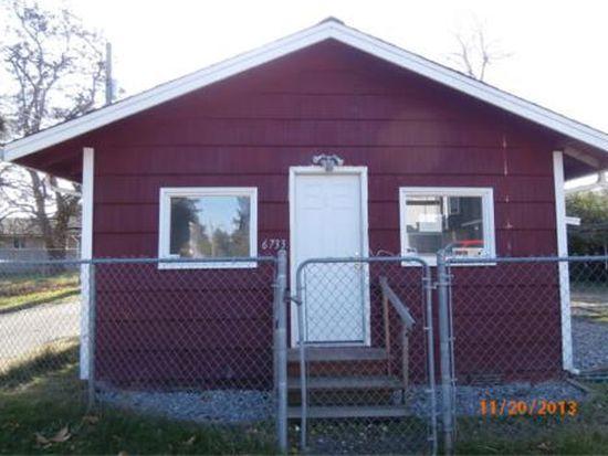 6733 S Monroe St, Tacoma, WA 98409
