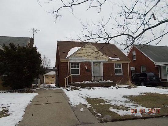 16662 Collingham Dr, Detroit, MI 48205