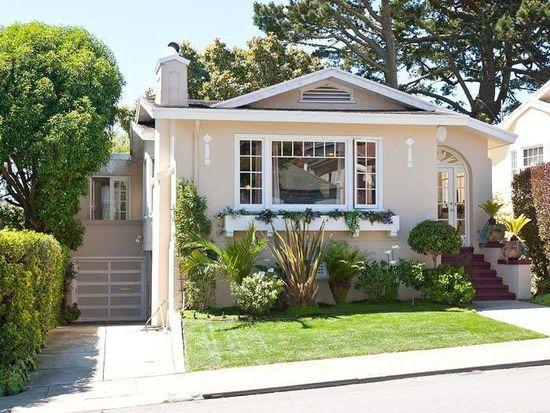 25 Northwood Dr, San Francisco, CA 94112