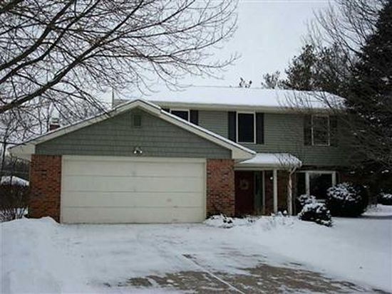 9110 Misty Lake Cir, Indianapolis, IN 46260