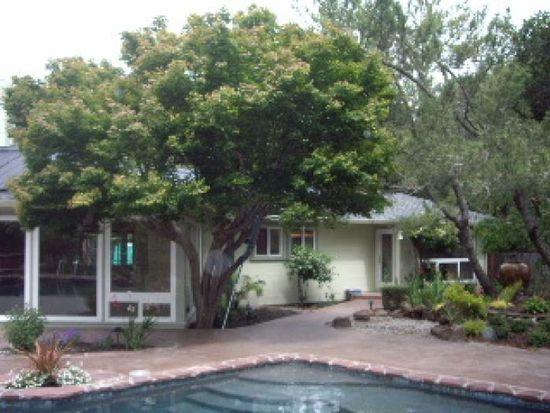 88 Monte Vista Rd, Fairfax, CA 94930