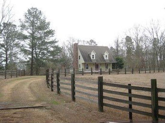 1176 Johnson Rd, Crystal Springs, MS 39059