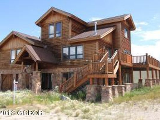 724 Saddle Ridge Cir, Granby, CO 80446