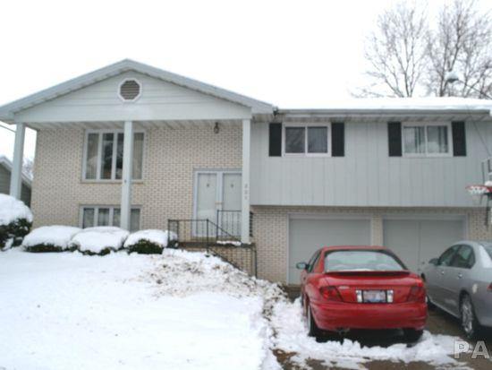 221 N Hazel St, Chillicothe, IL 61523