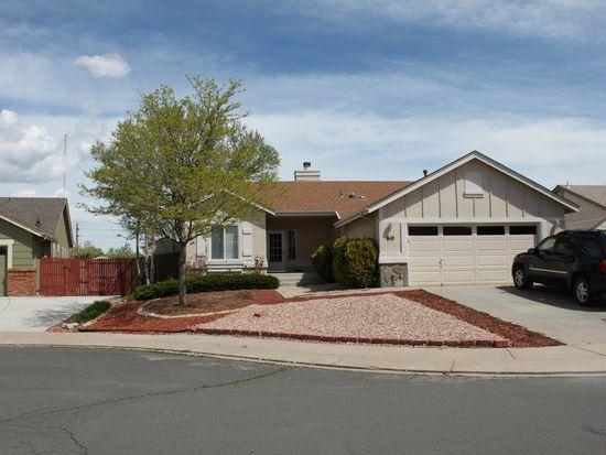610 Greenscape Ln, Colorado Springs, CO 80916