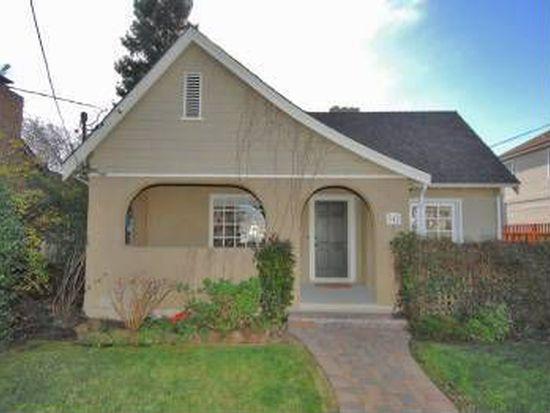 342 King St, Redwood City, CA 94062
