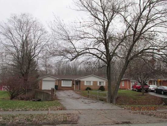 410 Grovewood Dr, Beech Grove, IN 46107
