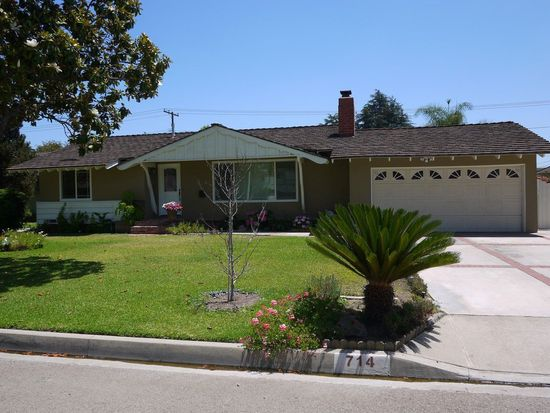 714 E Herring Ave, West Covina, CA 91790