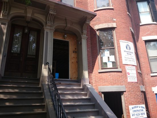 109 Appleton St, Boston, MA 02116