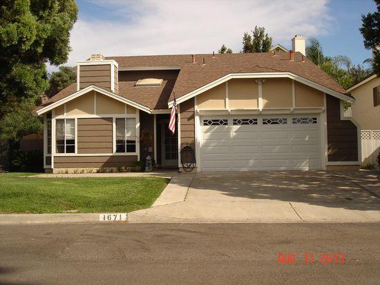 1671 Mustang Way, Oceanside, CA 92057