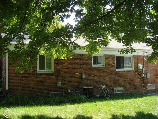 1155 Sycamore Dr, Rochester Hills, MI 48307