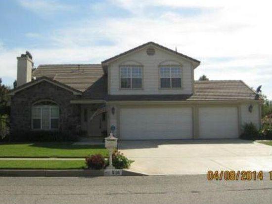 616 Golden West Dr, Redlands, CA 92373
