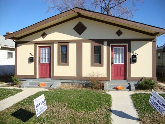 1745 S Randolph St, Indianapolis, IN 46203
