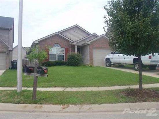 2248 Prescott Ln, Lexington, KY 40511