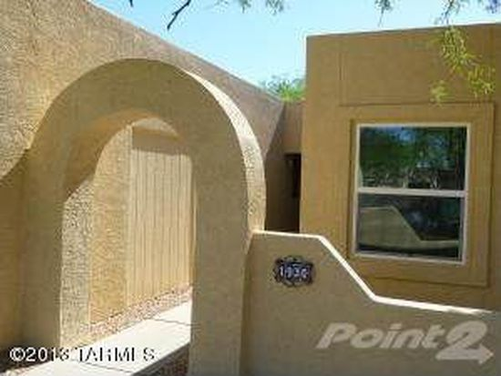 1930 N Frances Blvd, Tucson, AZ 85712