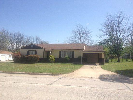 721 E Oklahoma Ave, Sulphur, OK 73086