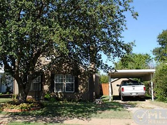 918 Tennessee St, Graham, TX 76450