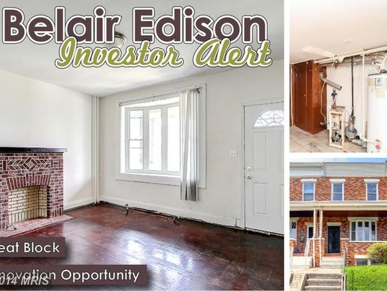 3306 Parklawn Ave, Baltimore, MD 21213