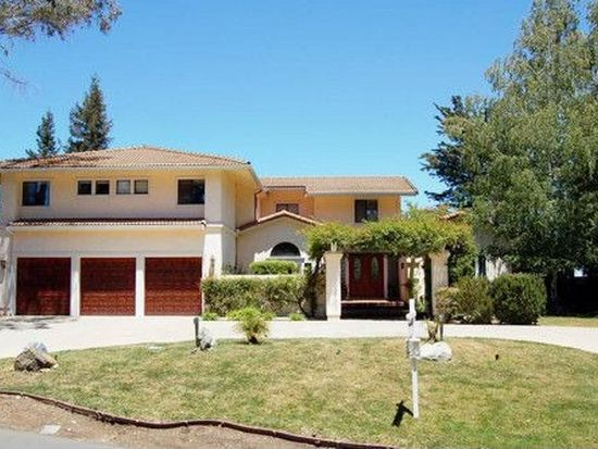 3848 Jefferson Ave, Emerald Hills, CA 94062