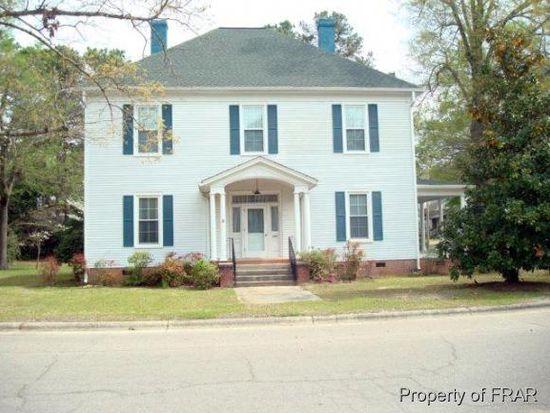 500 W Edgerton St, Dunn, NC 28334