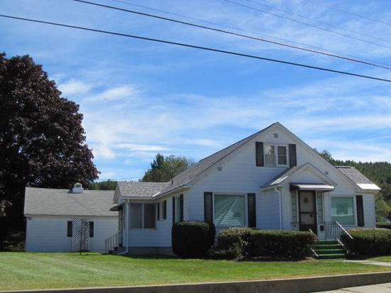 40 Ridge Ave, Claremont, NH 03743