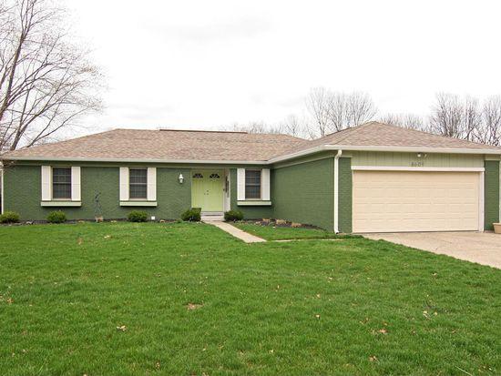 8609 Fox Ridge Ln, Indianapolis, IN 46256