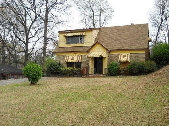 897 Woodland Ave, Memphis, TN 38106