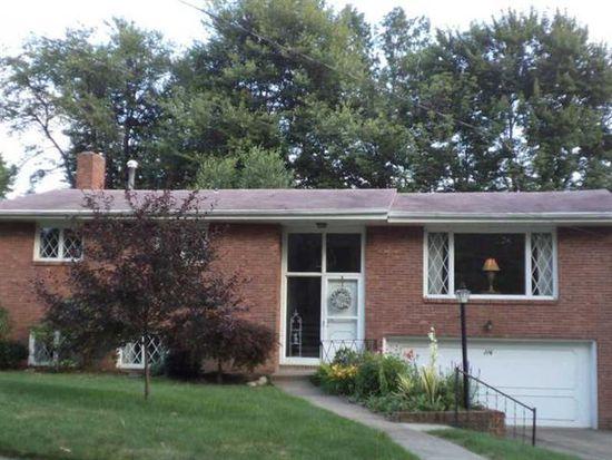 114 E Meyer Ave, New Castle, PA 16105