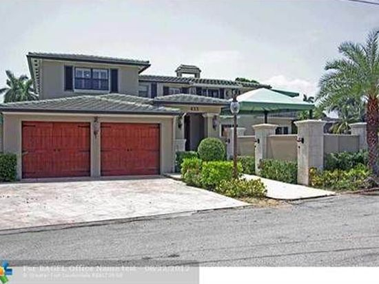 433 Isle Of Palms Dr, Fort Lauderdale, FL 33301