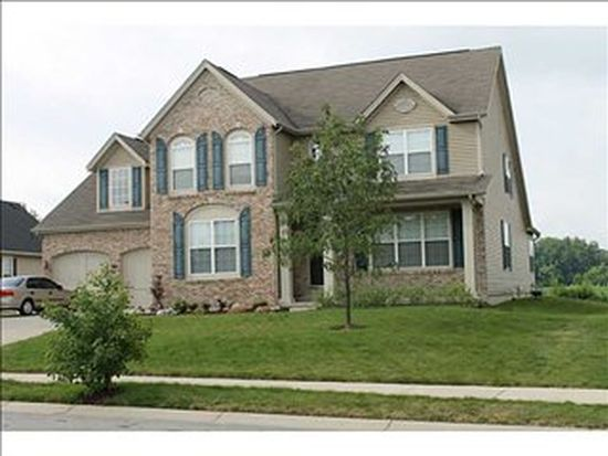 18879 Monarch Springs Dr, Noblesville, IN 46060