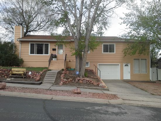 1921 Trent Ave, Colorado Springs, CO 80909